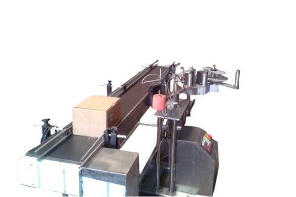 Box Labeling Machine